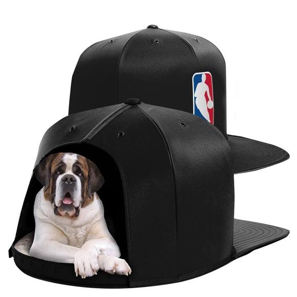 Nap Cap Other - Nap Cap Dog Bed Home NBA Sports